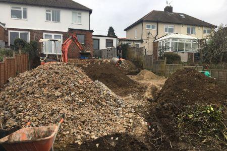 After mini concrete crusher hire Maidstone, Kent